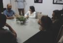 Deputado Federal Vitor Hugo (PSL-GO) esteve presente no entorno de Brasília para reunião com lideranças políticas da região
