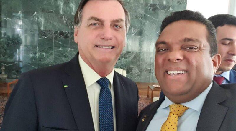 """Deputado: """"Bolsonaro entendeu o que está acontecendo e está se preparando pra guerra"""""""