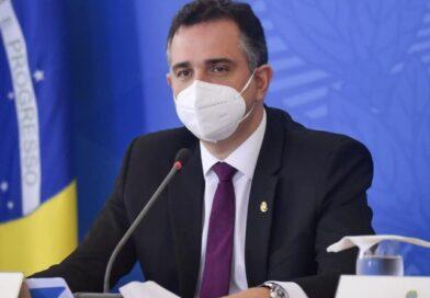 Pacheco diz que Senado não cumprirá a decisão do Juiz Charles Renaud Frazão de Moraes, da Justiça Federal do DF, que barra Renan da relatoria