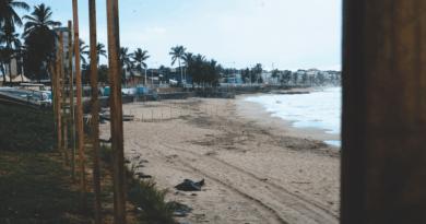 Enquanto presos têm direito a banho de sol o cidadão não pode fazer uma caminhada no parque ou ir a praia