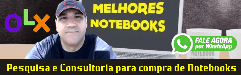 Pesquisa de Notebooks