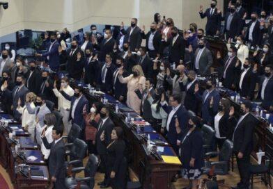 Novo Congresso de El Salvador, eleito democraticamente destitui todos os membros do Supremo Tribunal de Justiça e procurador-geral