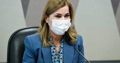 Mayra Pinheiro CPI da Covid