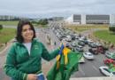 População brasileira faz carreata pela liberdade, pelo voto impresso e auditável e em apoio ao presidente Jair Bolsonaro em várias capitais do Brasil