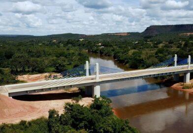Ponte Estaiada Bolsonaro inaugura no Piauí