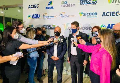 Simpósio promovido pelo Deputado Federal Vitor Hugo
