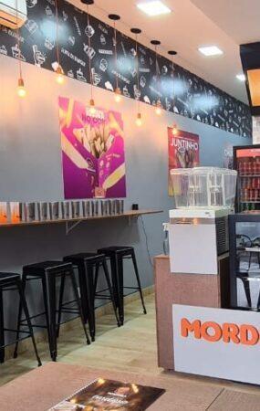 Mordidela Food inaugura unidade em Brasília