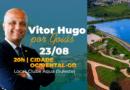 O deputado federal Vitor Hugo (PSL-GO) reforça o seu compromisso com a população goiana por meio da destinação de emendas parlamentares.