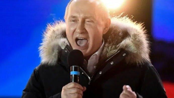 Presidente Putin Proíbe vacinação obrigatória na Russia